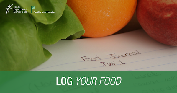 Food and Exercise Journaling