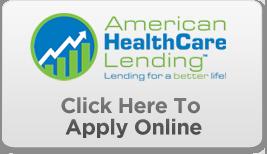American HealthCare Lending button