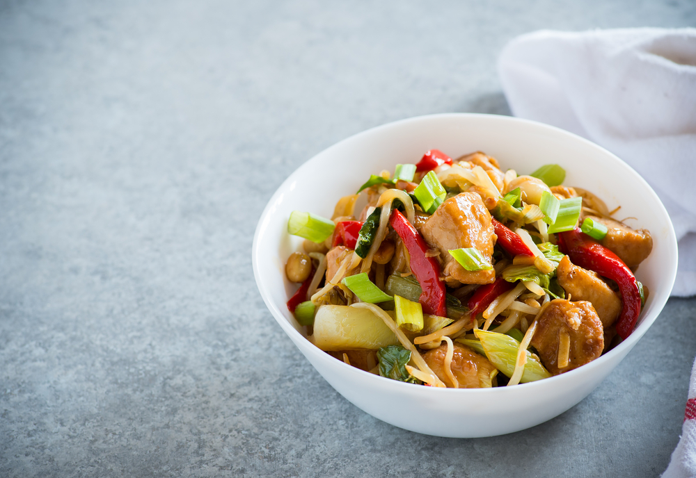 Kung pao chicken healthy recipes tlc surgery ingredients forumfinder Image collections